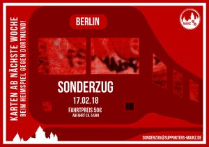 Sonderzug Berlin